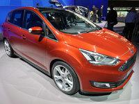 福特新款C-MAX巴黎车展亮相 搭多款动力