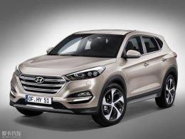北京现代新SUV上海车展发布 或为新ix35