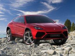 兰博基尼SUV保留概念车设计 2018年亮相