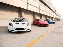 纯粹与极致 金港赛道试驾Lotus三款跑车