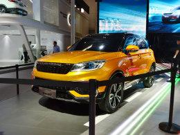 猎豹CS9于北京车展亮相 或年内正式上市