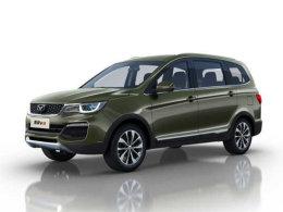 凯翼V3北京车展首发 有望8月上市发售