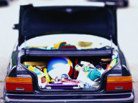 汽车收纳大法好 8招教你保持车内整洁
