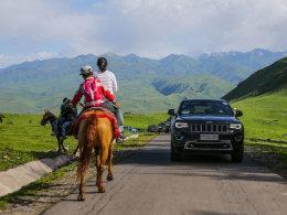 掀起你的盖头来 Jeep大美新疆自驾游记