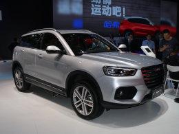 2016广州车展:新款哈弗H6 Coupe发布