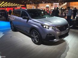 国产标致5008今年6月上市 定位中型SUV