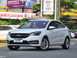 奇瑞艾瑞泽5 1.5T车型 将于今年3月上市