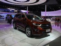 福特锐界两款运动版车型将4月30日上市