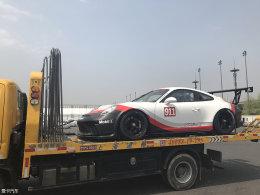 上海车展探馆:刷圈利器911 GT3 Cup亮相