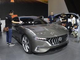 2017上海车展 正道H600概念车静态评测