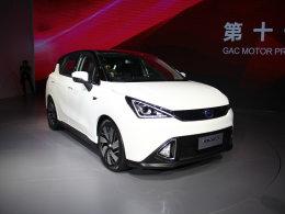 广汽传祺纯电动车 GE3今年三季度上市