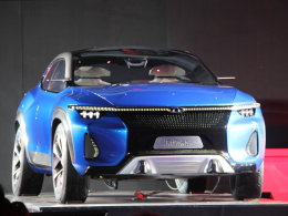 2017上海车展 Tiggo Coupe Concept静评