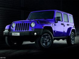 Jeep牧马人特别版发布 限66台/英国开售