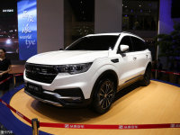 众泰T500将于11月8日上市 搭1.5T发动机