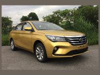 传祺GA4将于北美车展首发 紧凑型新家轿
