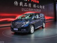 传祺GM8有望12月31日上市 预售18万元起