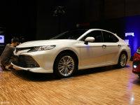 丰田全新凯美瑞今日上市 预售19.6万起