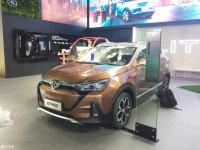 2017广州车展 北汽新能源ET400正式发布