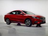 吉利博瑞GT申报图曝光 预计2018年发布