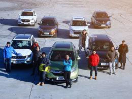 """7款紧凑型SUV对比 谁是最强""""极客""""?"""