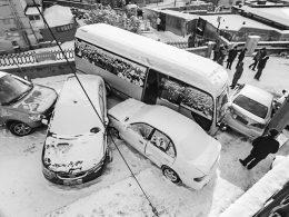 最强降雪!  雪天行车除了浪漫更要安全