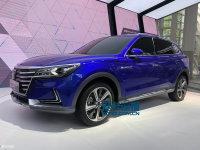 2018北京车展探馆:全新荣威Marvel X