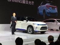北京车展:理念首款纯电动概念车亮相
