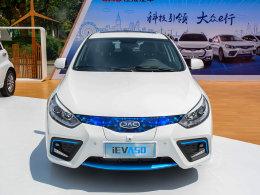 老司机解读新能源 江淮iEVA50回归主流