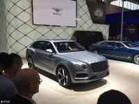 北京车展:宾利添越V8汽油版售269万元