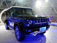 北京BJ80珠峰版正式上市 售价39.8万元