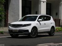 吉利新远景SUV将6月1日上市 新家族设计