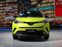 一张图看上市:广汽丰田C-HR正式来袭