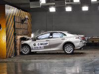 五星占比82% 2018年第二批C-NCAP成绩