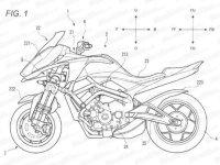 基于MT-03打造 雅马哈新倒三轮车型曝光