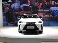 2018成都车展:雷克萨斯UX正式亚洲首发