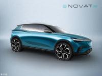 ENOVATE首款新车消息 官图将于19日发布