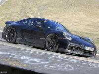 全新保时捷911 GT3路试 或2020年亮相