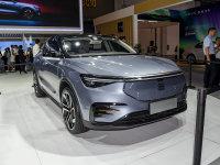 颜值出众  实拍ENOVATE首款纯电动SUV