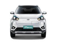 起亚KX3 EV官图发布 或今年四季度上市