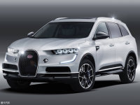 布加迪有望推SUV车型 搭载混合动力系统