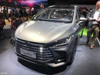 比亚迪宋MAX DM/唐EV将于广州车展预售