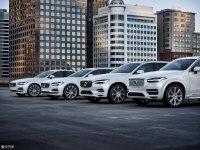 沃尔沃/百度联手 开发电动自动驾驶汽车