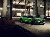 极致视驾梅赛德斯-AMG GT R 毒气攻心