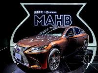 雷克萨斯再度首席赞助MAHB年度先生盛典