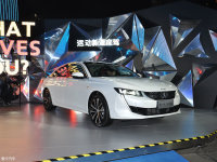 东风标致新一代508L上市 售15.97万元起