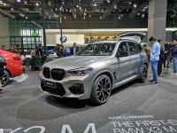 上海车展:全新宝马X3 M/X4 M全球首发