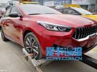 上海车展探馆 全新一代起亚K3抢先预览