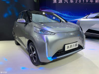 清源小尊正式亮相上海车展 定位微型车