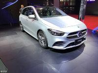 2019上海车展 全新一代奔驰B级正式亮相