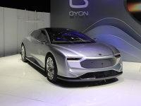 上海车展:GYON全新电动车正式首发亮相